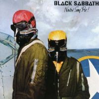 Black Sabbath - Never Say Die - (VGC+)